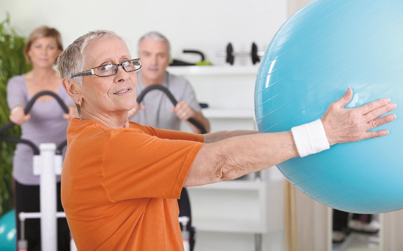 Physical Therapy Relieves Pain and Restores Natural Movement