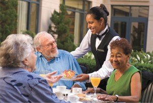TAKING THE GUESS WORK OUT OF CHOOSING A RETIREMENT COMMUNITY