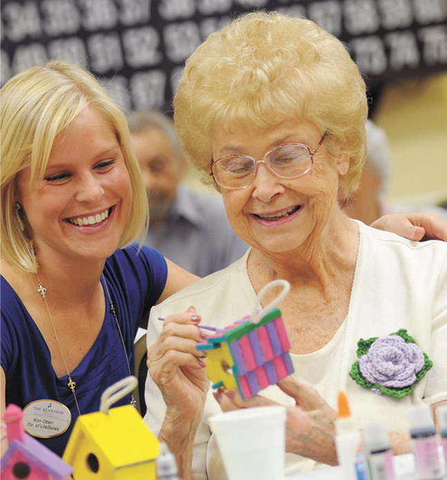 HOW TO CHOOSE THE RIGHT ASSISTED LIVING COMMUNITY