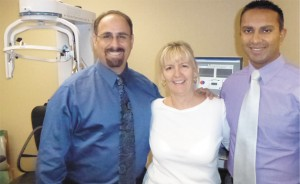 Patient Finds Secret to  Neck Pain Relief