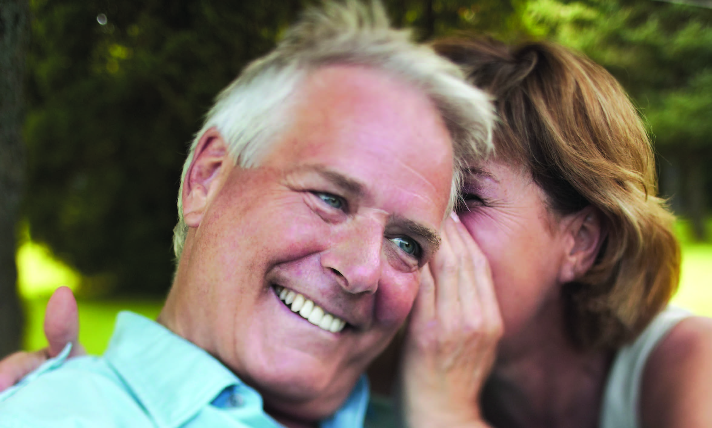 Healthy Relationships Slow the Aging Process