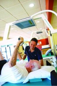 Helps Patients Improve Mobility