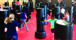 Fitness is Fun at ILoveKickboxing