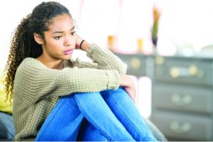 YOUNG PEOPLE CAN SUFFER FROM ANXIETY  NEUROFEEDBACK CAN HELP