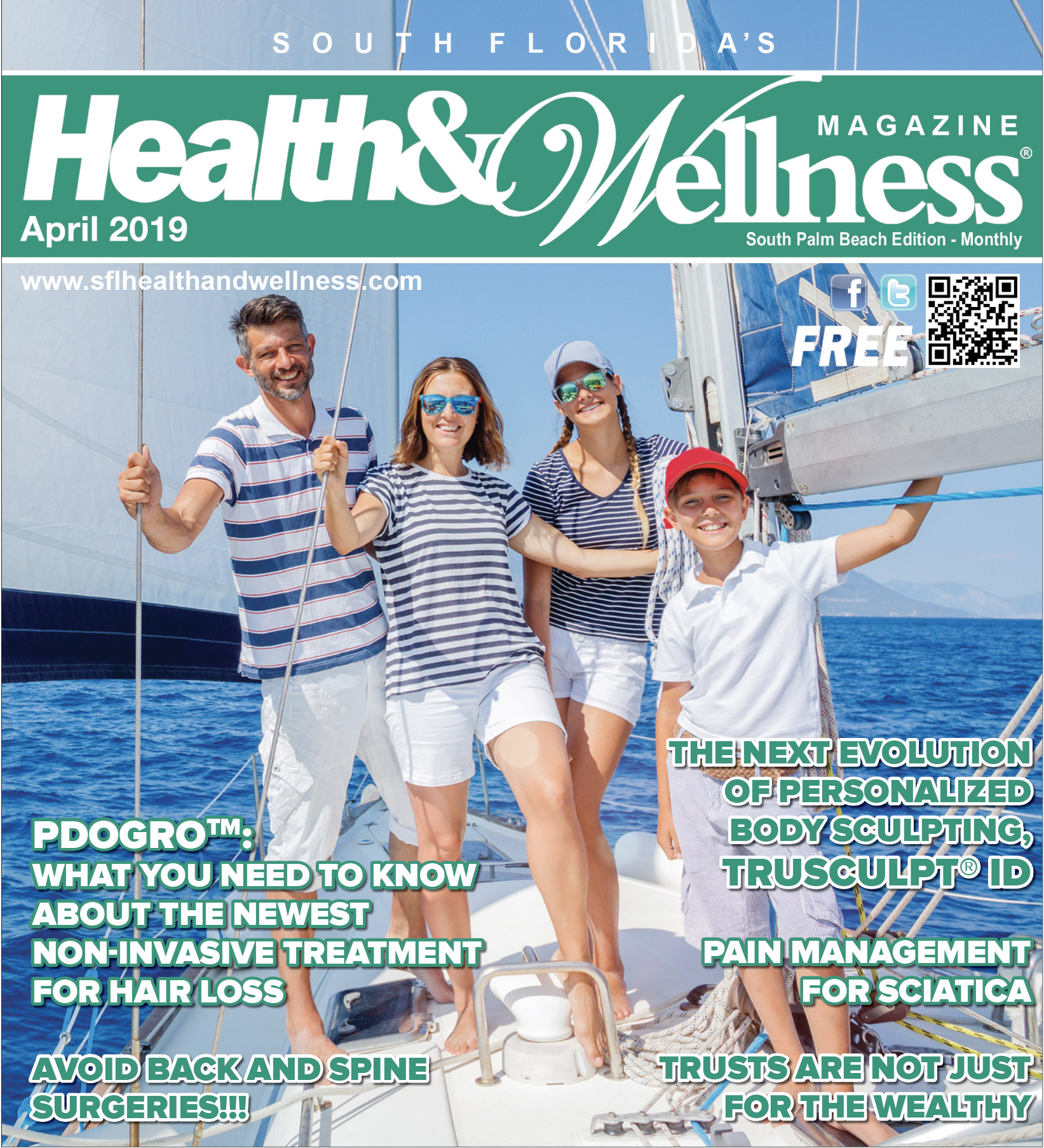 South Florida's Health and Wellness Magazine