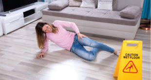 slip and fall tips
