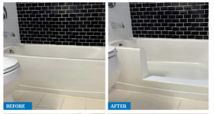 TubcuT® Can Help Alleviate Slip and Falls and trouble getting in and out of the Bath