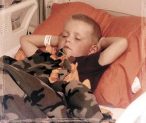 National Childhood Cancer Awareness Month