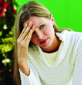 headaches during the holidays