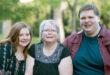 Juanita Flechsing and family