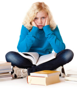 WHY IS  MY CHILD STRUGGLING WITH SCHOOL?